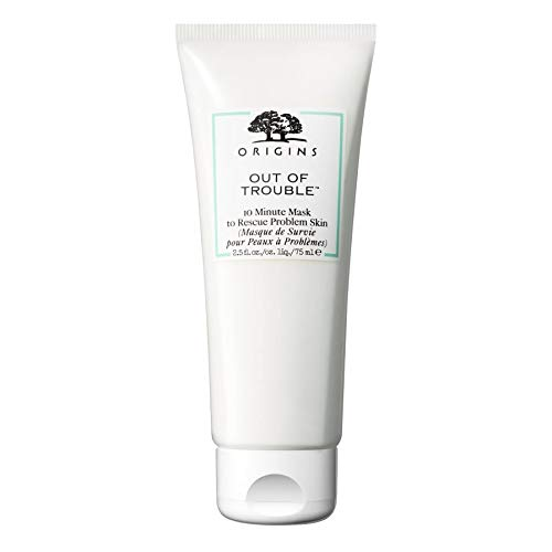 Origins Out of Trouble 10 Minute Mask to Rescue Problem Skin 2.5 Ounce (10 Minute Mask To Rescue Problem Skin)