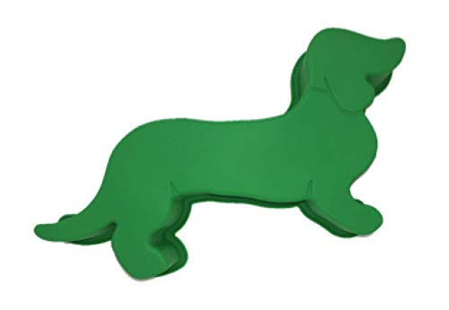 Dachshund Cake Pan Mould Small Like Mini Doxie from Pawsome Doggie