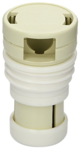 (Zodiac 3-9-510 Light Cream Threaded Cleaning Head Replacement)