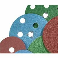 "4-1/2"" Avos Speed-Lok 50Grit F826 Nrzn Plus Disc, Sold As 10 Each"