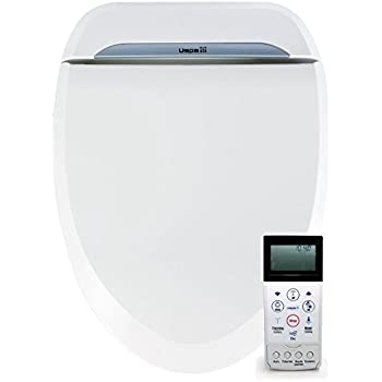 Biobidet Uspa 6800 Adjustable Bidet Toilet Seat With