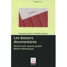 dossiers documentaires: dossier outil, produit, electronique (essentiel sur. . . )