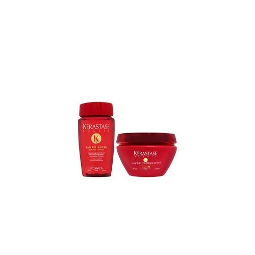 Kerastase Soleil Duo Set: Shampoo and Masque