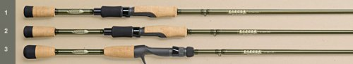 St Croix Eyecon Series Spinning Rods - 6'6 inch Walleye Series Spinning Rods