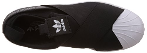 Adidas Superstar Slip On Donna Sneaker Nero