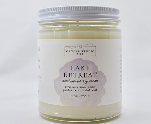 Retreat Soy Candle - Soy Candle - Lake Retreat