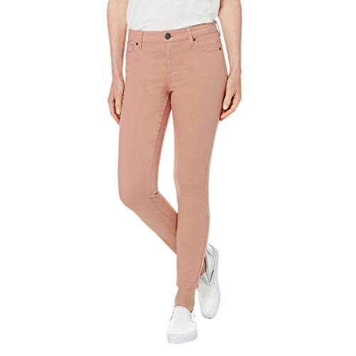 BUFFALO Ladies' Aubrey Stretch Ankle Grazer Jeans (14/34, Pink)