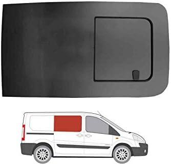 Mano derecha, tintado oscuro apertura ventana para puerta corredera Toyota Proace (2013 – 2016): Amazon.es: Coche y moto