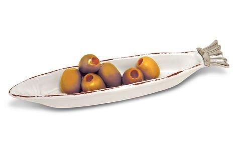 Sanibel Fish Olive Boat