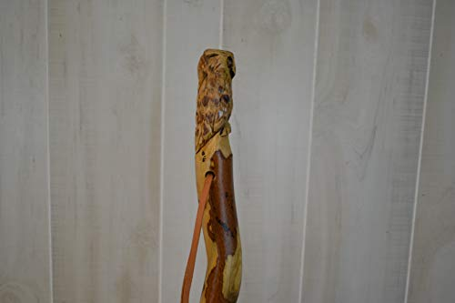 Buy wood staff carved