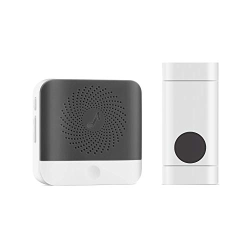 Wireless Doorbell, Waterproof Chime Kit With 52...