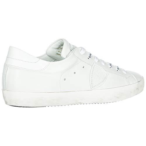 Uomo Philippe Model Philippe Sneakers Bianco Philippe Uomo Bianco Model Sneakers Model MUVpzS
