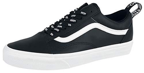 Old Nero Webbing Skool Vans bianco Otw Sneaker 0qP0dw