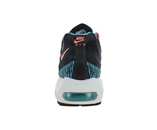 Nike Mænds Air Max 95 Præmie Tape Sort / Atomare Pink-gamma Blå-mørkegrå 599.425 Til 064 Sko fSyv8KNmT