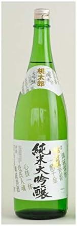 日本酒 純米大吟醸 桃太郎純米大吟醸 1.8L 四万十ノ 文本酒造