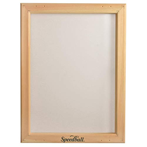 - Speedball Art Products SB4506 Assembled Frame with Fabric, 10 by 14-Inch