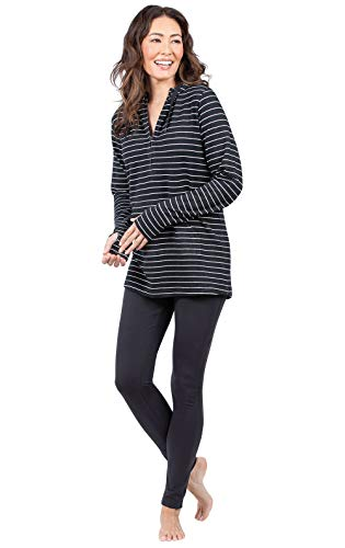 Addison Meadow Pajamas for Women - Women Pajamas Set, Black, 2X / 20-22 ()