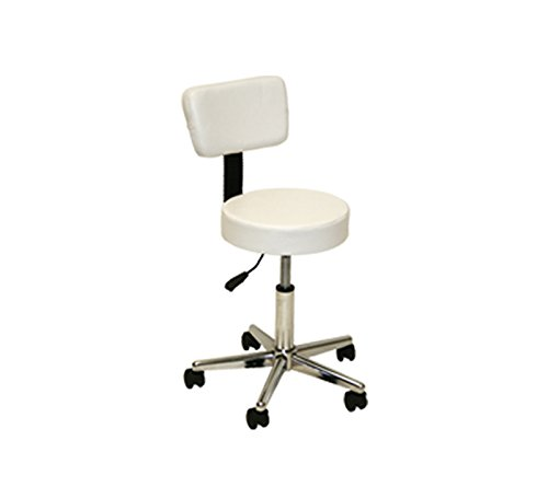 LCL Beauty Salon Spa Package: 2 in 1 Herbal Aromatherapy Facial Steamer, Professional High Frequency Machine. Adjustable Facial Bed with Technician Stool by LCL Beauty (Image #6)