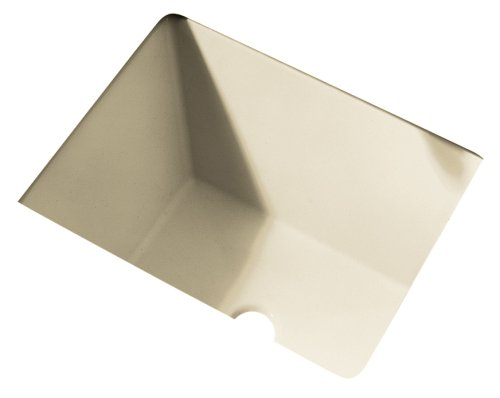 Undermount Bathroom Sink Linen - American Standard 610000.222 Boulevard Ceramic undermount Rectangular Bathroom sink, 20.25'' L x 16'' W x 8'' H, Linen