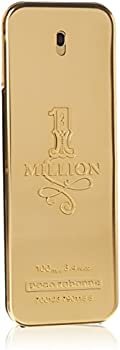 Paco Rabanne 1 Million Cologne EDT for Men 3.4 oz