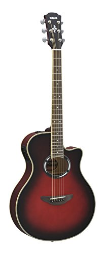 Yamaha APX500III Thinline Cutaway Acoustic Electric