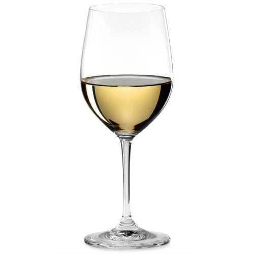 (Riedel Vinum Leaded Crystal Viognier/Chardonnay Wine Glass, Set of 4)