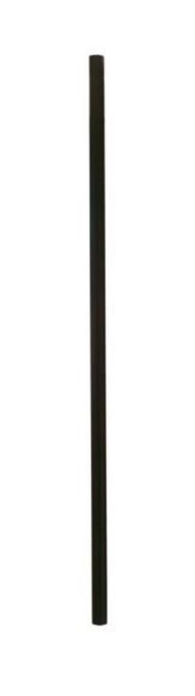 Ultimate Round 32'' Baluster - Black Fine Textured - 5 Pack