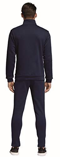Tuta Bleu Adidas Uomo Marine Marine Ts bleu Co blanc Relax Xvnntwxp1T