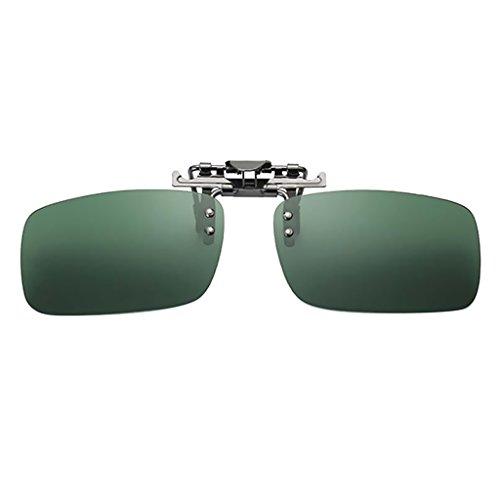 Sharplace Lunette vert Polorisé Lunette Anti Mode UV Lentille de Unisexe Soleil Conduite Myopie foncé pour Lunette q6agqYrwx