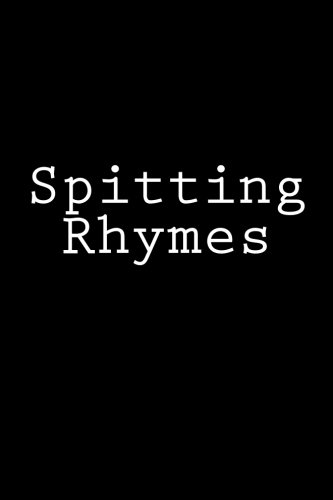 Spitting Rhymes: Journal / Notebook 150 Lined Pages 6 x 9 Softcover by Wild Pages Press