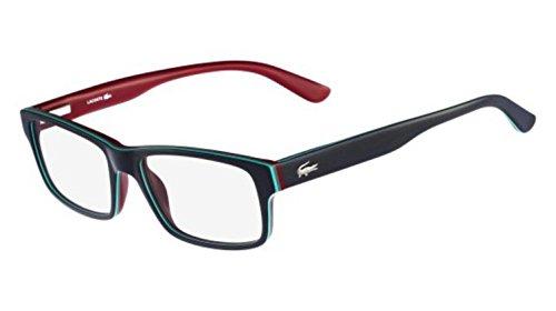 Eyeglasses LACOSTE L 2705 315 GREEN/WINE
