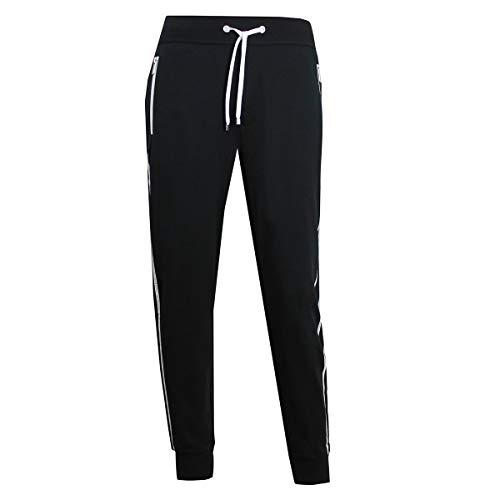 Hugo Boss Men's Tracksuit Black Lounge Pants Sz: -