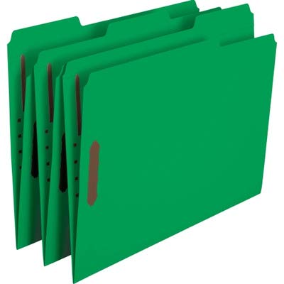 SMD12142 - Smead Watershed/CutLess Fastener Folders
