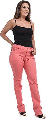 Donna Donna Xpression Fashion Xpression Coral Jeans Jeans Fashion fTwSnzq