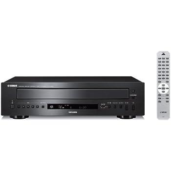 Yamaha CD-C600BL 5-Disc CD Changer (Black)
