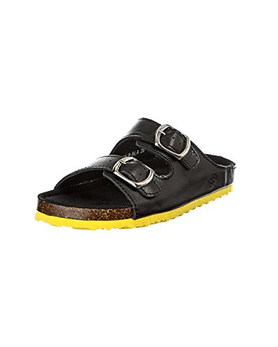 Green Comfort slippers Black dsV5iu