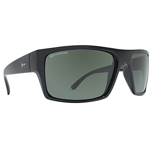 Dot Dash Unisex Portal Polarized Sunglasses Black/Grey Poly - Sunglasses Dash