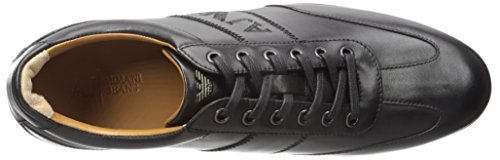 Armani 935534cc505 - Zapatillas Hombre Schwarz (NERO 00020)