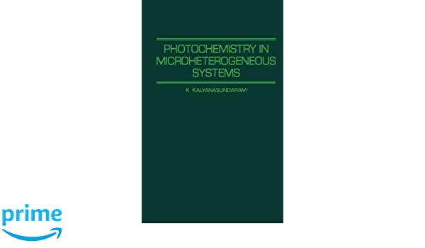 photochemistry in microheterogeneous systems
