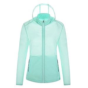N/X Coppia Abbigliamento Pelle Uomo Outdoor Giacca A Vento Impermeabile/Sottile E Leggero Traspirante Abbigliamento… 2 spesavip