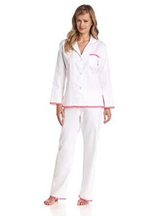 BedHead Pajamas Women's Tonal Dot, Pink, X-Small