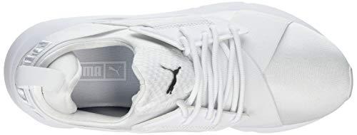 puma Puma Ep White Satin Blanco White Para Zapatillas Muse Wn's puma Mujer qqSnEAvrw