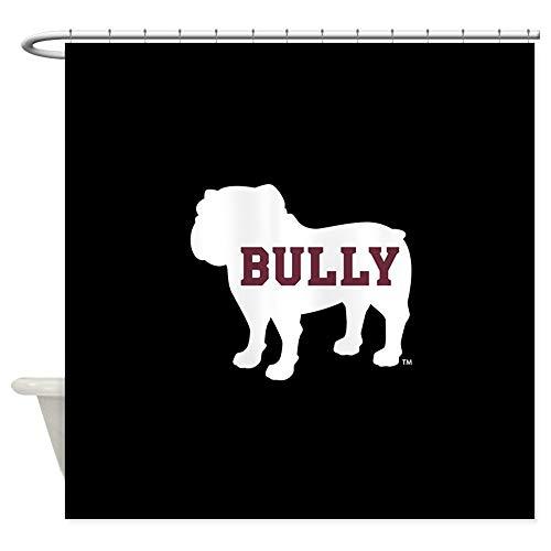 Dongingp Mississippi State Bulldogs Mascot B Decorative Fabric Shower Curtain (69