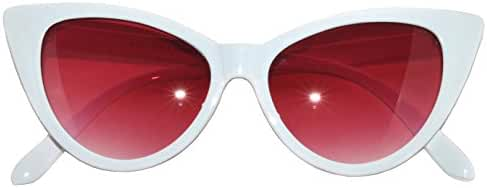 Women's Vintage Cat Eye Sunglasses UV Protection