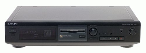 Sony MDSJE320 MiniDisc Recorder by Sony