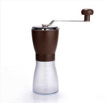 KLXEB Molinillo De Café Molino Manual Máquina Rectificadora Máquina De Moler El Café En Polvo Doméstico