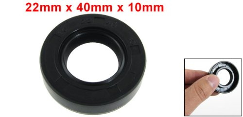 Uxcell a11122600ux0014 Double Lip Oil Seal