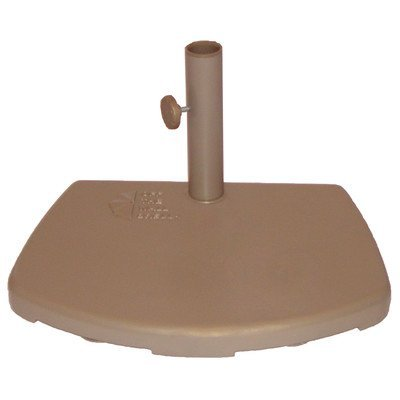 (Blue Star Off-The-Wall BRELLA Custom CAST BASE/40 lb.)