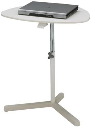 Ikea Table Blanc Dave Hauteur Inclinaison Reglable 60 X 50 Cm