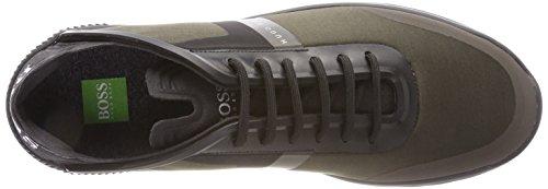 BOSS Athleisure Herren Extreme_Runn_Neo Sneaker Grün (Dark Green)